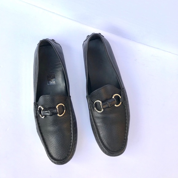 Authentic Gucci loafers size 39.5